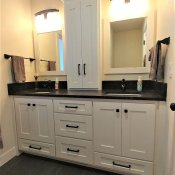 Kootenai Cabinets - Bathroom